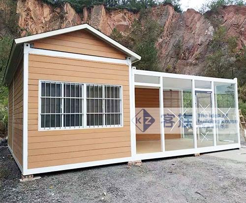 移动民宿设计